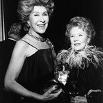 ca.1979 with Betsey Bloomingdale, unknown event