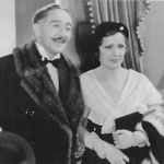 with Adolph Menjou