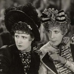 with Edna May Oliver