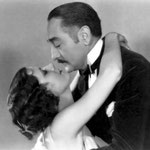 publicity - with Adolph Menjou