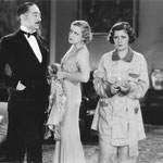 with Adolphe Menjou and Baclanova