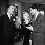 with Donald MacBride and Cary Grant