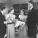 with Charles Boyer, Mona Freeman and Jerome Courtland