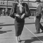 "June 5th in New York aboard the S.S. Queen Mary.That day  Irene sailed for London where she attended the ""Show Boat"" premiere."