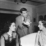 with Gail Patrick and Cary Grant - deleted scene