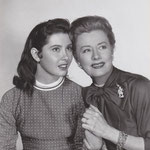 publicity with Elinor Donahue