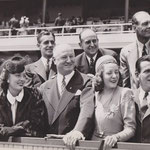 05.05.1940 with some notables at the Kentucky Derby in Louisville