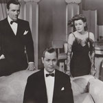 with Preston Foster and Robert Montgomery