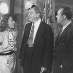 with Charles Coburn and Charles Boyer