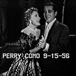 with Perry Como