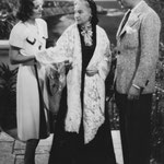 with Maria Ouspenskaja and Charles Boyer