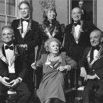 December 1985 - Kennedy Center Honors