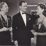 with Esther Dale and Robert Montgomery