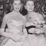 11.26.1953 - at daughter Mary Frances' debut ball
