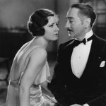 with Adolphe Menjou