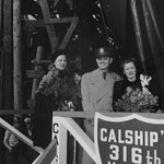 1944 January 15, with Clark Gable and Mrs. Walter Lang