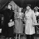 with Charles Boyer and unknown player