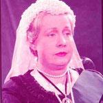 as Queen Victoria