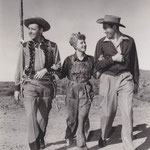 with Ralph Bellamy and Patric Knowles