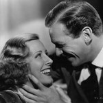 publicity for 'Joy Of Living' with Douglas Fairbanks Jr.