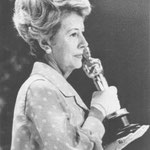 1967 during rehearsals for the 39th Academy Award. Irene presented the Jean Hersholt Humanitarian Award.