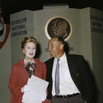 August 1956 - at the National Republican Convention