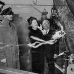 1944 January 15, christening the S.S. Carole Lombard