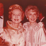 1964 - with Barbara Stanwyck