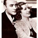 publicity for 'Love Affair' with Charles Boyer