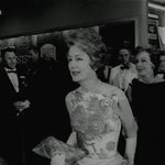 "1961 July 12th at the ""Francis Of Assisi"" premiere"