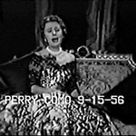 09.15.1956 - The Perry Como Show
