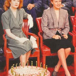 with Greer Garson