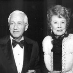 ca.1979/1980 with Mervyn LeRoy