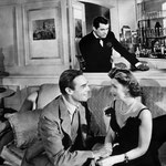 with Randolp Scott and Cary Grant - deleted scene