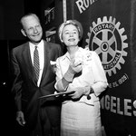 04.11.1958 - at a Rotary meeting with Ralph N. Cordazo
