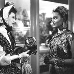 with Linda Darnell