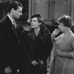 with Joel McCrea and Laura Hope Crews