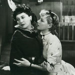 with Helen Morgan