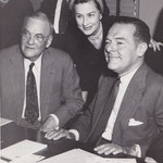 09.20.1957 - Irene named as alternate delegate for the UN with John Foster Dulles and Henry Cabot Lodge