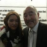 3/3 Sakura(T.Sax) w/Akira Tana(Dr) @after Concert