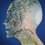Voices - Acryl auf Lw - 60 x 60 cm