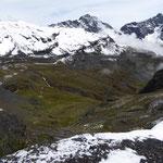 eine der Klimazonen: Hochgebirge