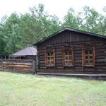 burjatisches Haus