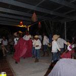 Tanzgruppe in Santa Clara