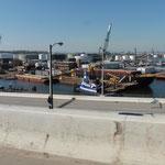 Hafen von Baltimore