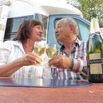 das feiern wir mit Champagner