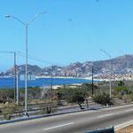 die Bucht von Cabo San Lucas