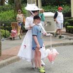 und in England darf Mary Poppins nicht fehlen