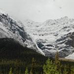 überall sind Gletscher ....