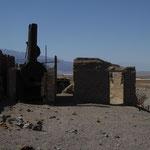 eine verlassen Borax-Mine